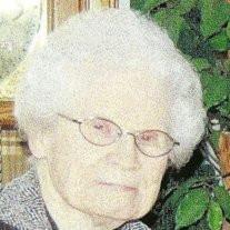 Mrs Margaret J Hetherington