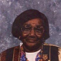 """Mrs. Annie  Flora Willis """"Big Mama"""" Forrest"""