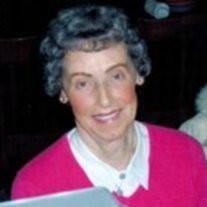 """Elizabeth """"Betty Lou"""" Donnett"""
