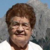 """Mrs. Irene """"Edna"""" McLean"""