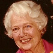 Mrs Sally Madeline McElroy