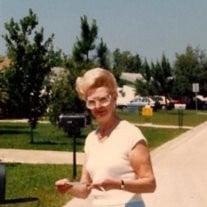 Bernadette D.  Thomas