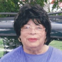 Minister Carolyn Burton
