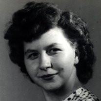Mrs Georgie  Carol Rixey