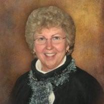 Mrs. Mary Ann Justis