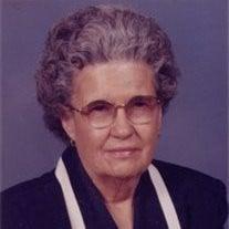 Dorothy Christine Sloan