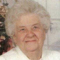 Irene Gladys Saunders