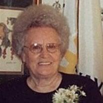 Frances M Fueston