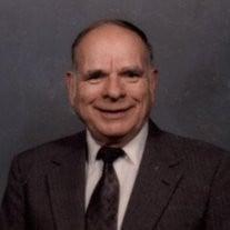 Rev.Dr. Bertram Hugh Saunders