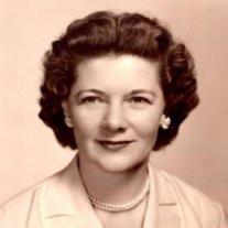 Mrs. Virginia York-Cochrane