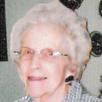 Maxine Elizabeth Enockson