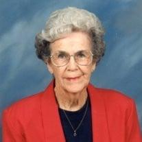 Mrs. Hattie Lou Brown