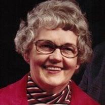 Doris Hunter Cox