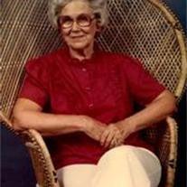 Bertha Blankenship
