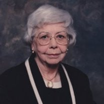 Maria Frances McNally