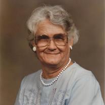 Willie Margaret Van Hees