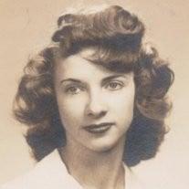 Betty Irene Amey