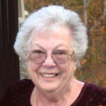 Mrs. Nancy P Carroll
