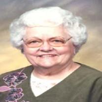 Patricia Ann Thomas Oliver Jones