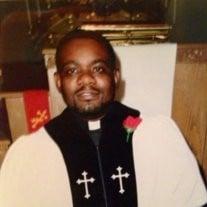 Rev. Ronald  Eugene Bowers
