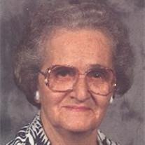 Nona Edith Hollander