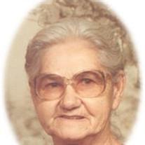 Maudie Ann Vickery