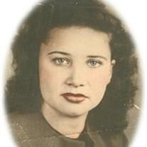 Clara Ernestine Weger