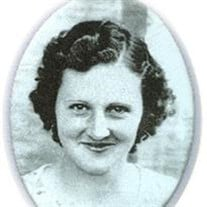 Mary Evelyn Pitts