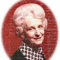 Dora Wardlow Parker