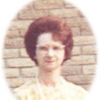 Alta Bernice Patterson