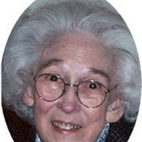 Jessie Nell Parrish