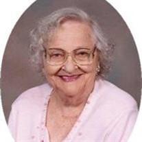 Flora Mae Davis