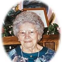 Ruby Pearl Melton Weaver