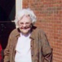 Margaret Jane Kallgren