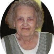Maddis Ruth McPeak