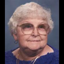 June Jeannette Vick