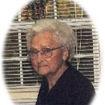 Wanda Lucille Merriman
