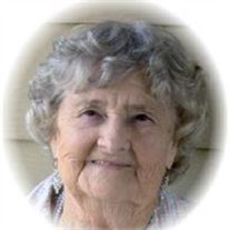 Pauline Mayes