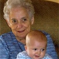 Evelyn Doris Garrison