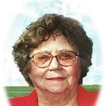 Mary Irene Morris