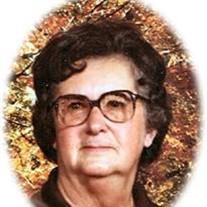 Gertie Irene Arnett