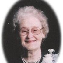 Bertha Rowland