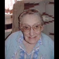 Florence A. Lindberg