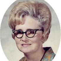 Margaret Ann Handley