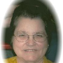 Martha Marie Mayfield
