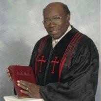 Rev Robert Lee Moore