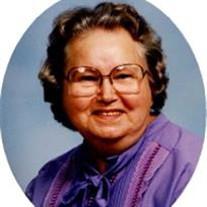 Rhoda G. Phillips