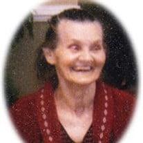 Bertha Harvey