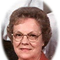 Marie Hanback Weaver