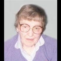 Shirley Peet